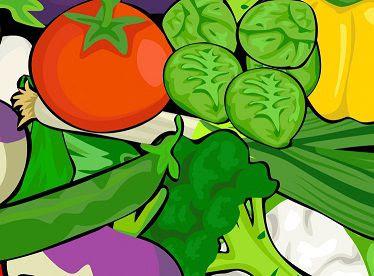 sayur makanan anak 1 tahun