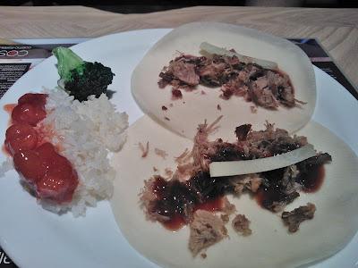 Cosmo Restaurant Food