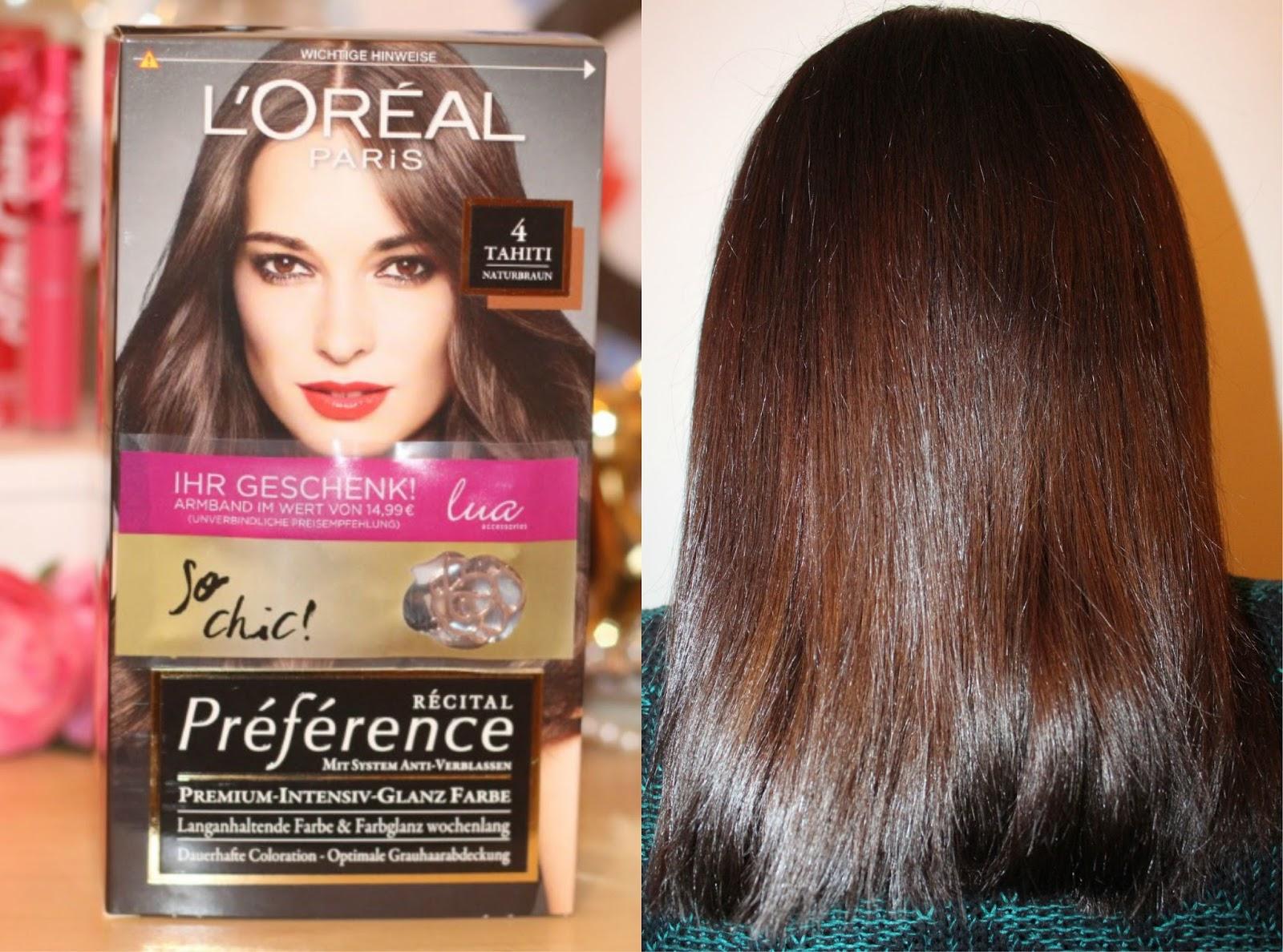 Welche haarfarbe von loreal ist gut