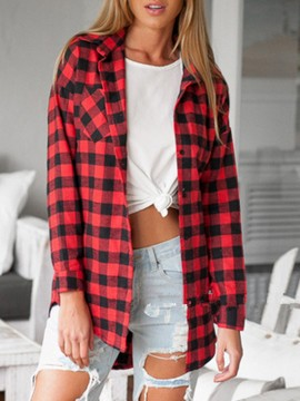 http://www.choies.com/product/red-plaid-print-long-sleeve-pocket-detail-dipped-hem-shirt_p50678?cid=7328jesspai