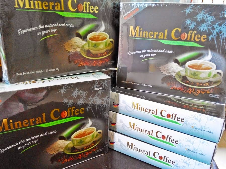 Product : Mineral coffee
