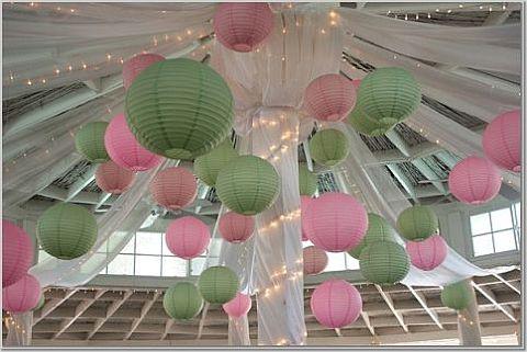 Wedding Deco Paper Lantern
