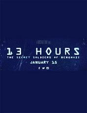 pelicula 13 horas: Los soldados secretos de Bengasi (2016)