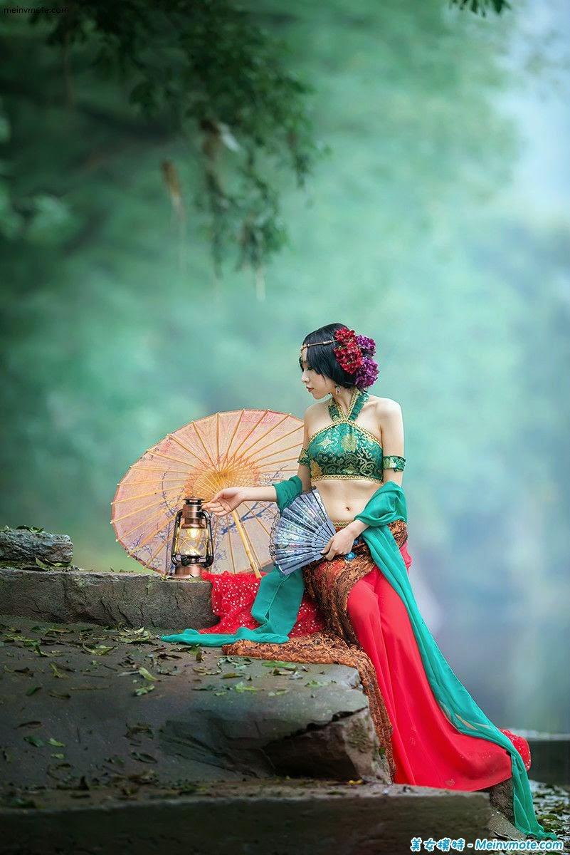 Classical beauty dreams