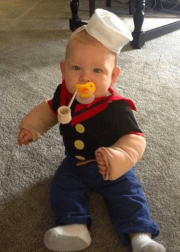 Moda para peques disfraces de halloween para ni os y ni as - Disfraces de halloween bebes ...