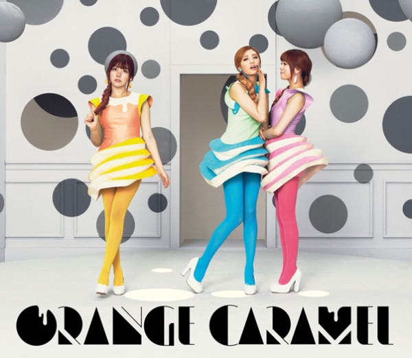 "Orange Caramel >> Album Japonés ""Orange Caramel"" Lkmlm"