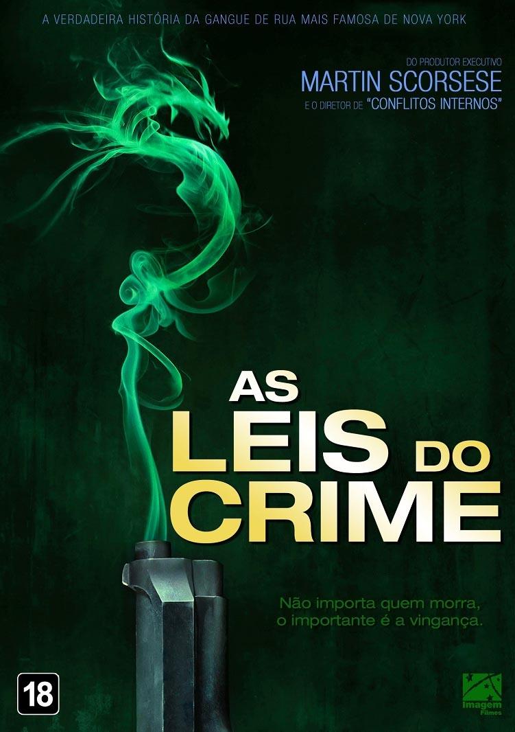 As Leis do Crime Torrent - Blu-ray Rip 1080p Dual Áudio (2015)