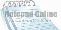 Notepad Online | Tutorial Komputer Jaringan