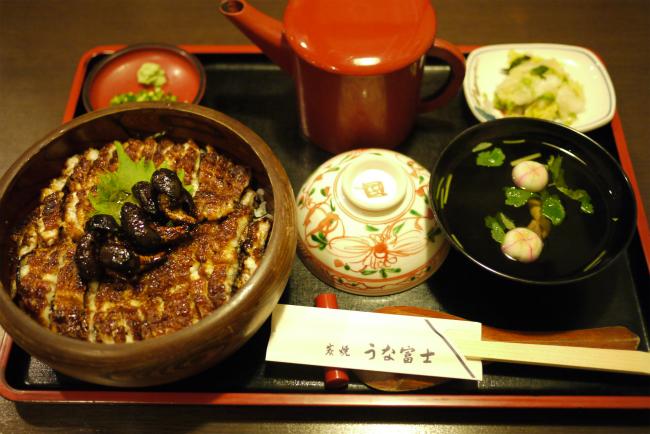 のりえレシピ: うな富士(名古屋...
