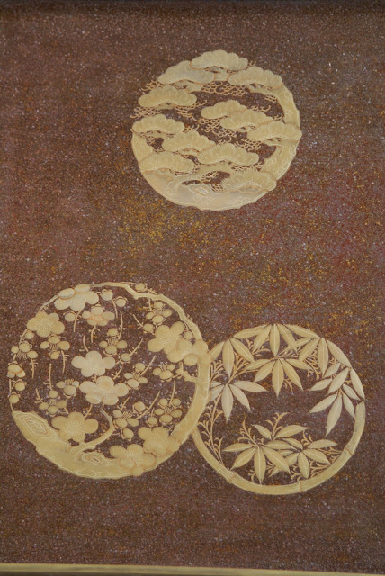 Laque japonaise ancienne