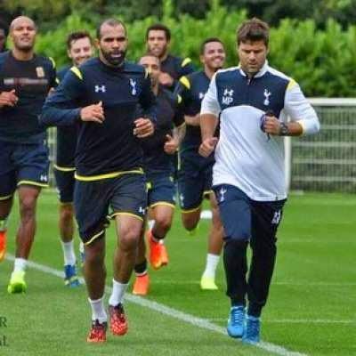 New Tottenham 2014-15 Training Shirt
