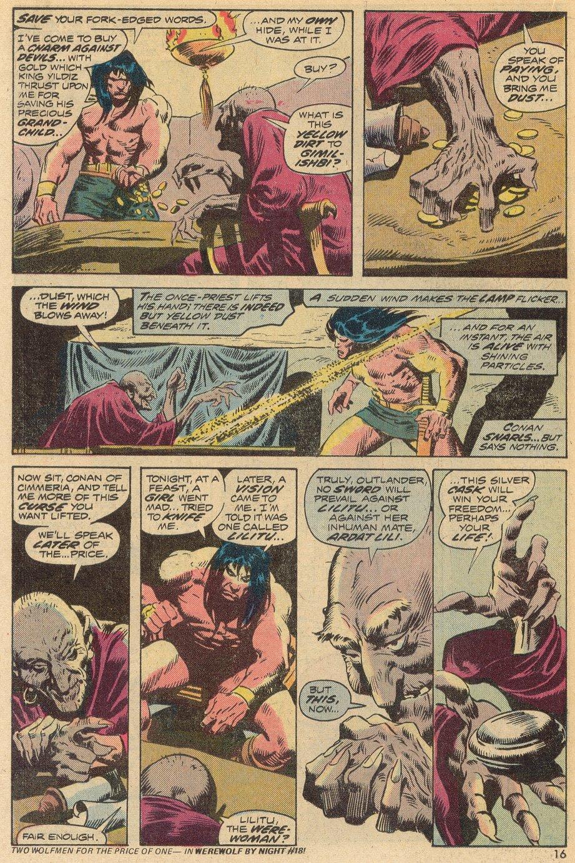 Conan the Barbarian (1970) Issue #38 #50 - English 11