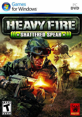 Heavy Fire: Shattered Spear PC Cover