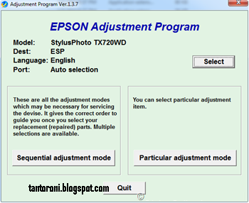 Download Resetter Epson Dan Tantoroni Tips Komputer