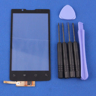Touch Screen Digitizer Replacement Parts for Huawei U9000 Ideos X6