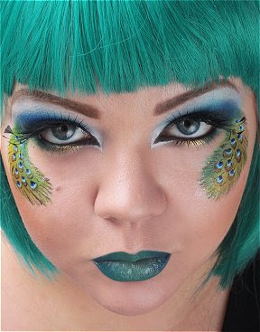 Crazy Wedding Makeup : NWR: Crazy Halloween make-up looks - Beauty and Health ...
