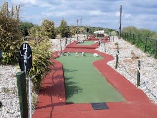 Hooks Island Crazy Adventure Golf in Mablethorpe