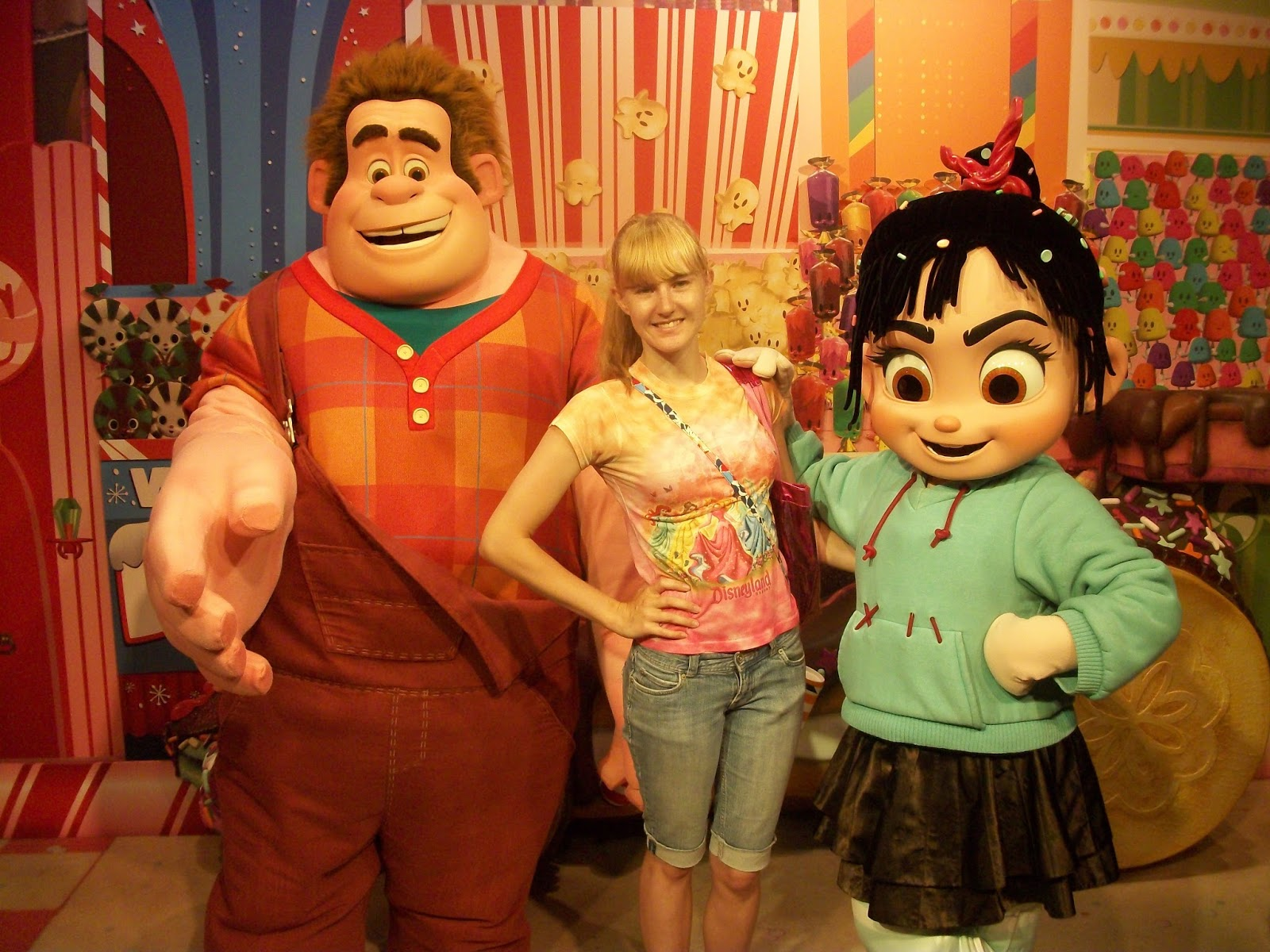 The Magic Of Disney Animation Character Meet And Greet At Walt