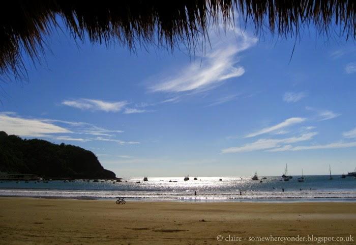 San Juan del Sur by day - Nicaragua