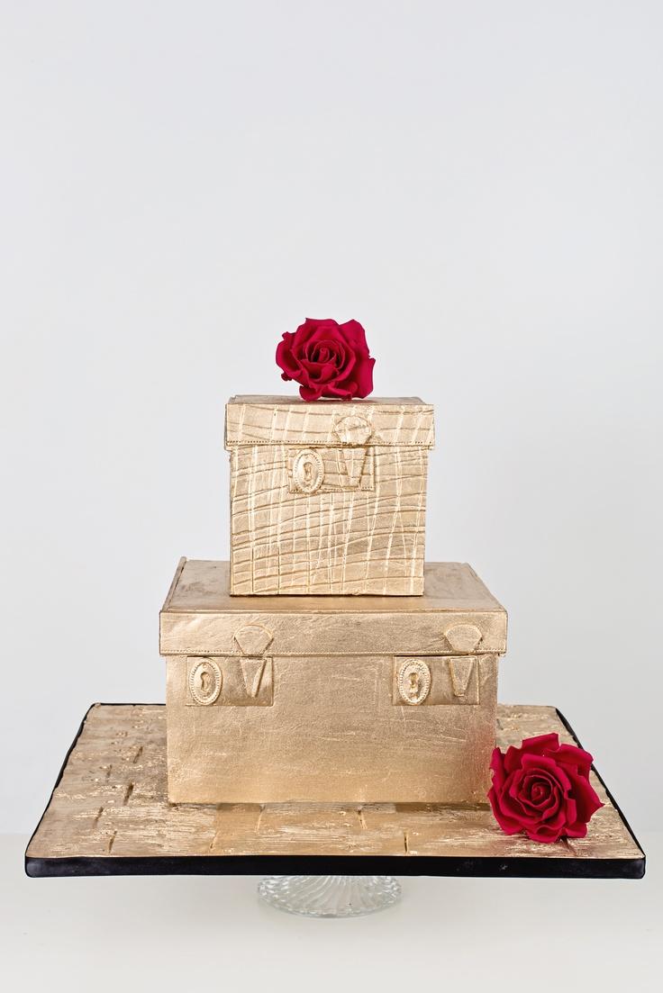 Unique Wedding Cakes 2.0 - Cath Kidston ~ Hot Chocolates Blog