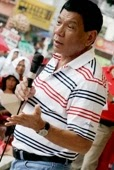 Mayor Rodrigo R. Duterte Next President Philippines