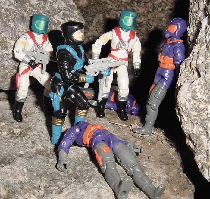 1994 Star Brigade Payload, Variant, Viper, Rare G.I. Joe Figures