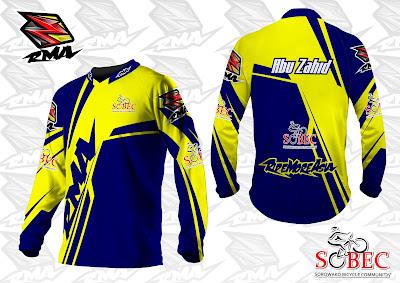 Jual Jersey (Baju/Pakaian) Sepeda, Motocross, Trail...dll - RMA Ride More Asia Jersey Sample1