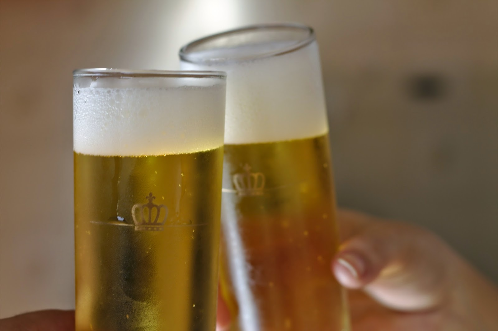 Πώς βγαίνει ο λεκές από μπύρα;