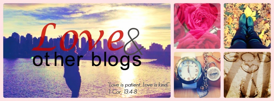- - Love and Other Blogs - -