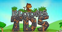 Bloons Tower Defense 5 walkthrough btd5.