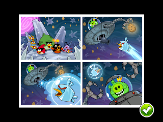 angry birds space games