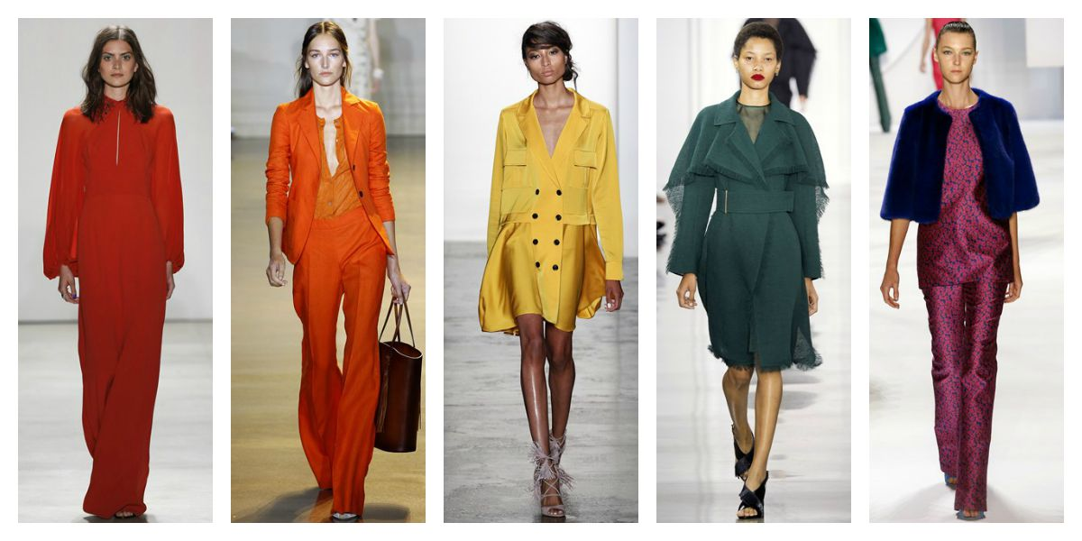 new york fashion week trend report ss16 jewel colours