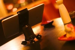 Pad Grip - The iPad Stand That Also Mounts Anywhere