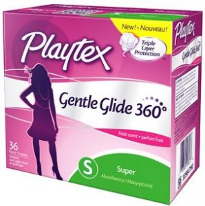 Free Playtex Gentle Glide 360 Sample