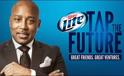 Miller Lite Tap the Future With Daymond John