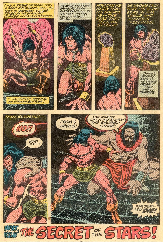 Conan the Barbarian (1970) Issue #76 #88 - English 18
