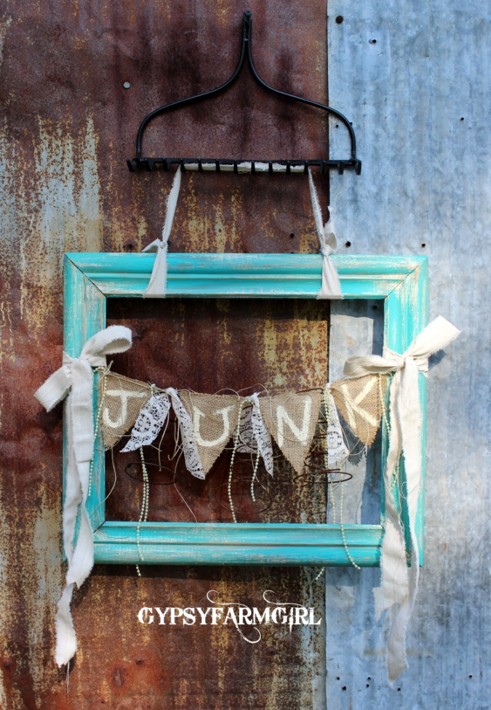 Bed Springs Junk Wreath Burlap 3 4 Beds Decorating Ideas Lace Junk Junk Gypsy Decorating