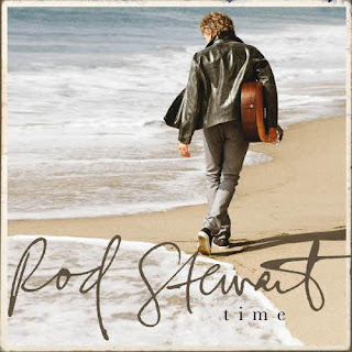 Rod Stewart – Time (Deluxe Version)  Cover