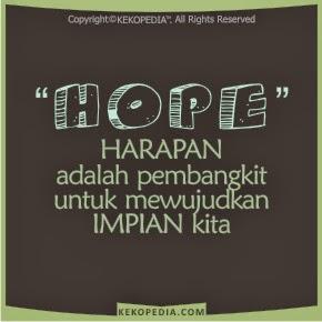 Dp BBM Kata-Kata Harapan