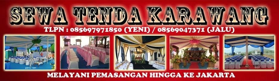 Sewa Tenda Karawang