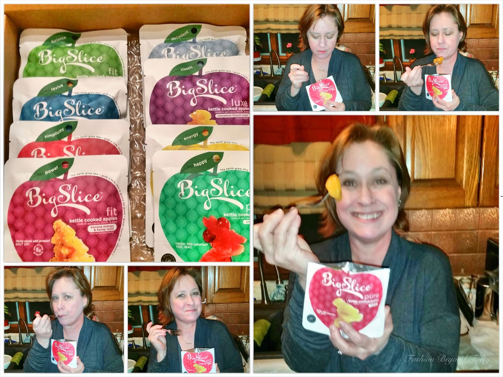 Big Slice Apples Perfect for Diabetics - A Review