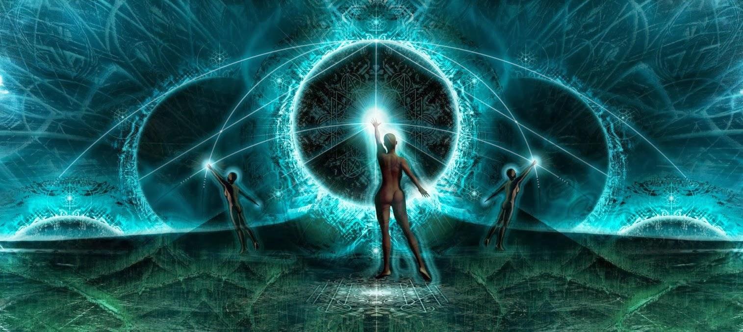 Вселената е проявление на нас самите