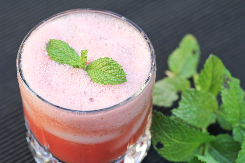What's Cookin' with Mary?: Watermelon Agua Fresca