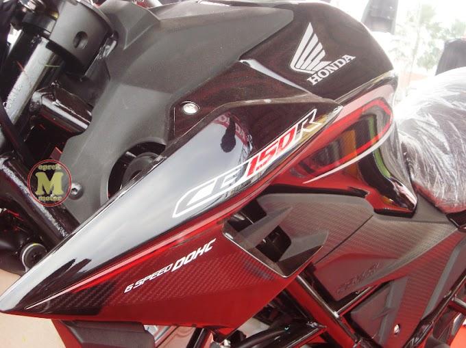 Kejanggalan Laporan Penjualan Sport AHM Oktober 2015 - New Sonic 150R Mau Dibawa Kemana?