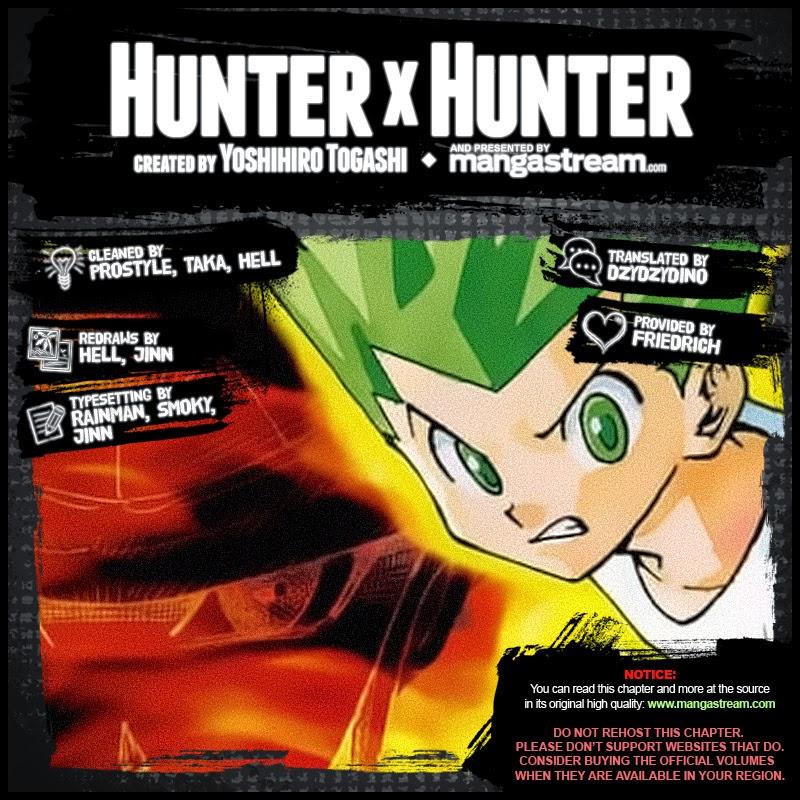 Hunter x Hunter (Chap.vn) Chap 349 - Truyen.Chap.VN