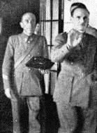 Juicio general Manuel Goded en Barcelona al inicio alzamieto militar 11 agosto 1936