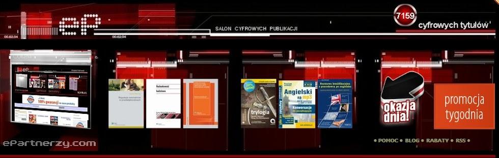 ePartnerzy.com - Czytelnia online. Książki, podręczniki, prasa w formacie PDF, Zinio, MP3