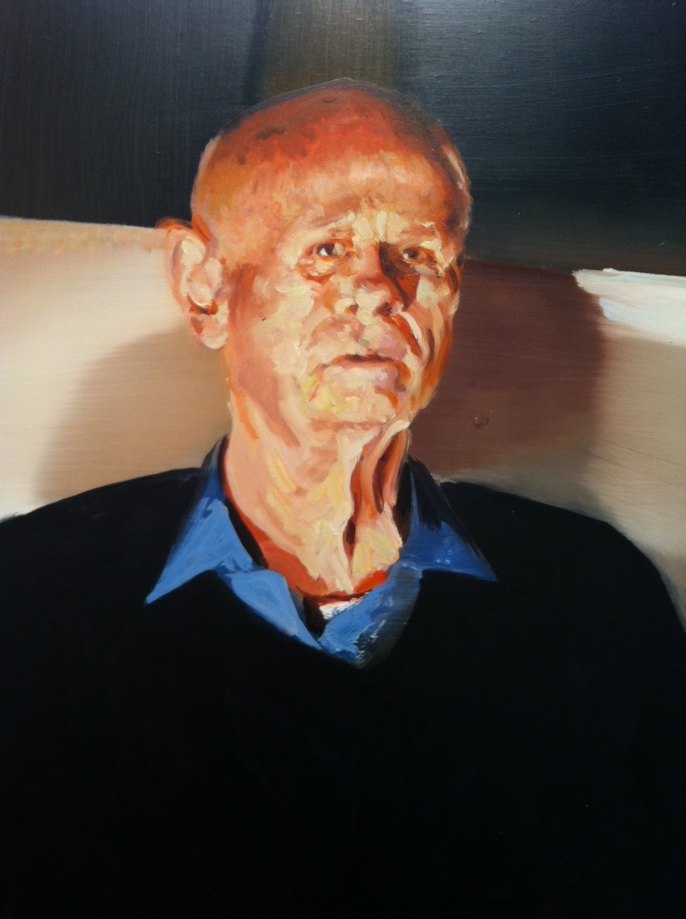 mary sauer art  eric fischl at mary boone gallery 2012