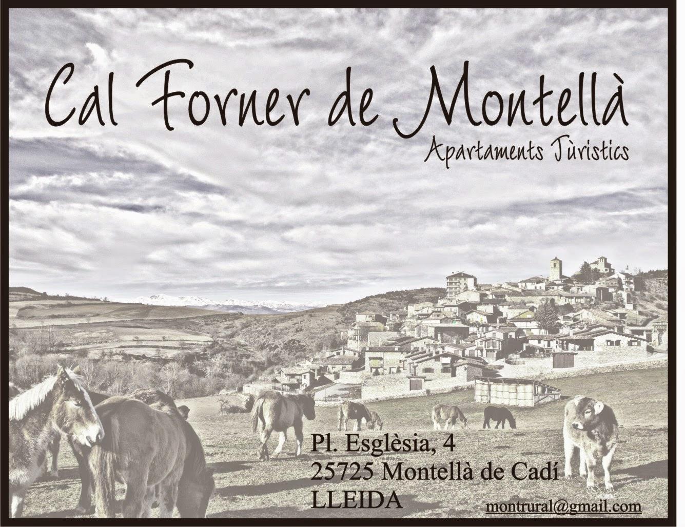 CAL FORNER DE MONTELLÀ
