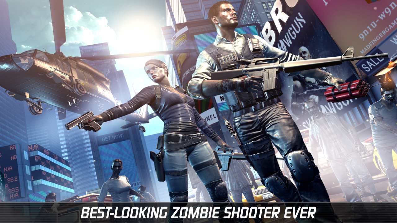 UNKILLED Gameplay IOS / Android